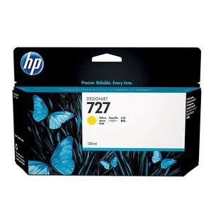 Ink cartridge HP 727 (yellow)