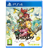 Игра для PlayStation 4, Wonder Boy The Dragons Trap