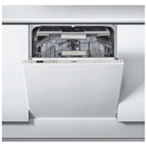 Built - in dishwasher Whirlpool (14 place settings)