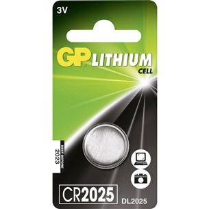 Battery CR2025, GP