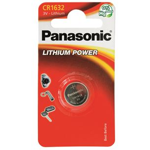 Patarei Panasonic CR1632 Lithium 3V CR1632C1