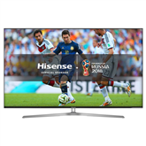 55 Ultra HD 4K LED ЖК-телевизор, Hisense