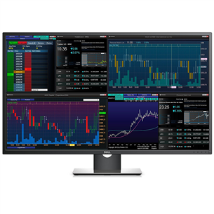 43 Ultra HD LED IPS-monitor Dell