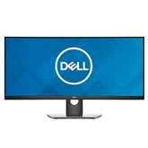 34 nõgus Full HD LED IPS-monitor Dell