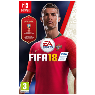 Switch mäng FIFA 18