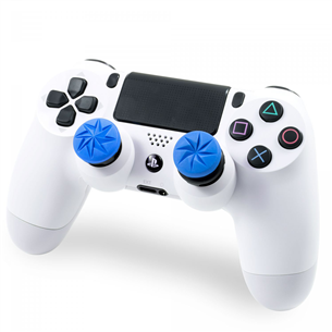 PS4 controller silicon thumbsticks KontrolFreek Edge