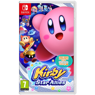 Switch mäng Kirby Star Allies