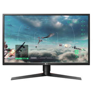 27 Full HD LED TN-monitor LG