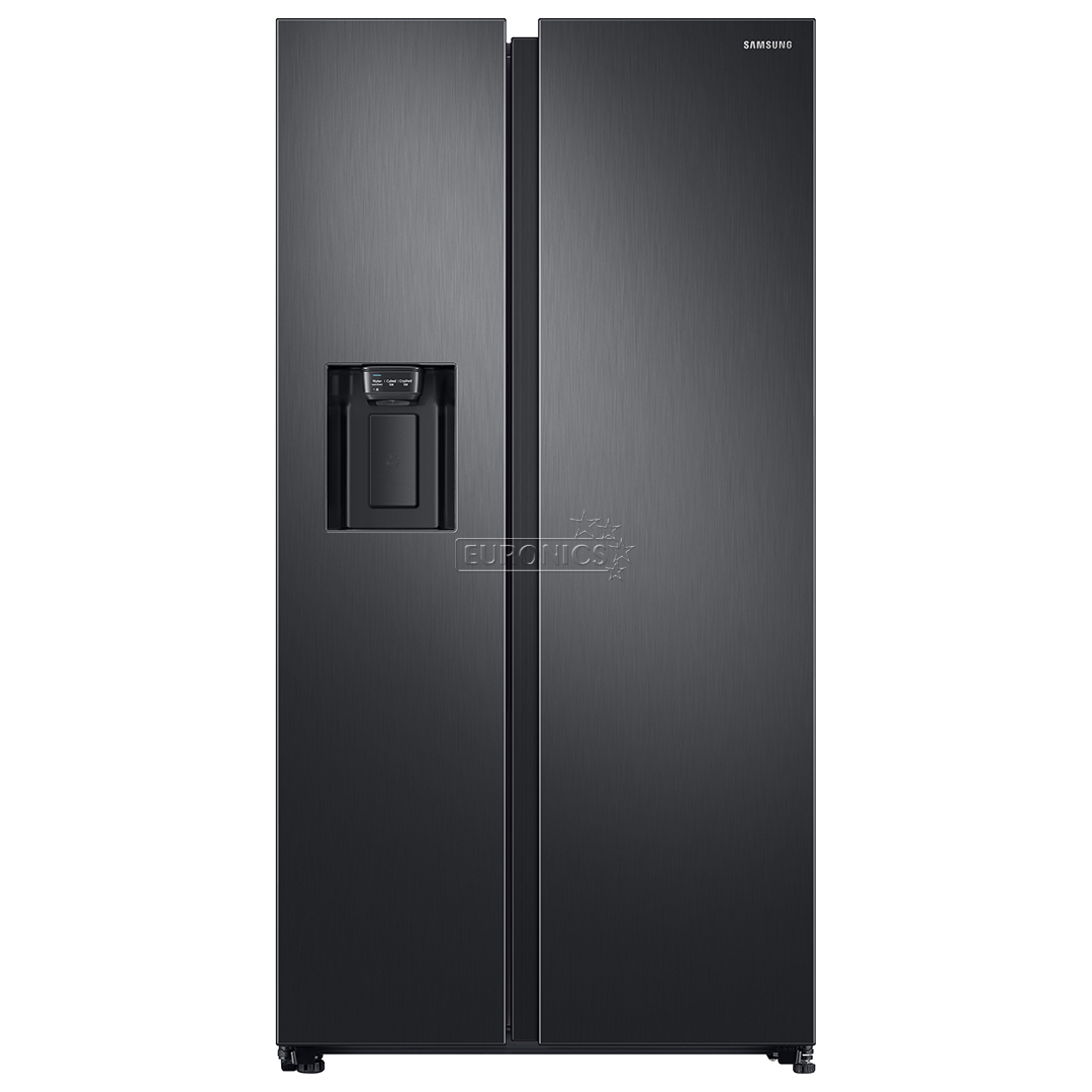 side by side refrigerator samsung height 178 cm rs68n8241b1 ef rs68n8231b1 ef. Black Bedroom Furniture Sets. Home Design Ideas