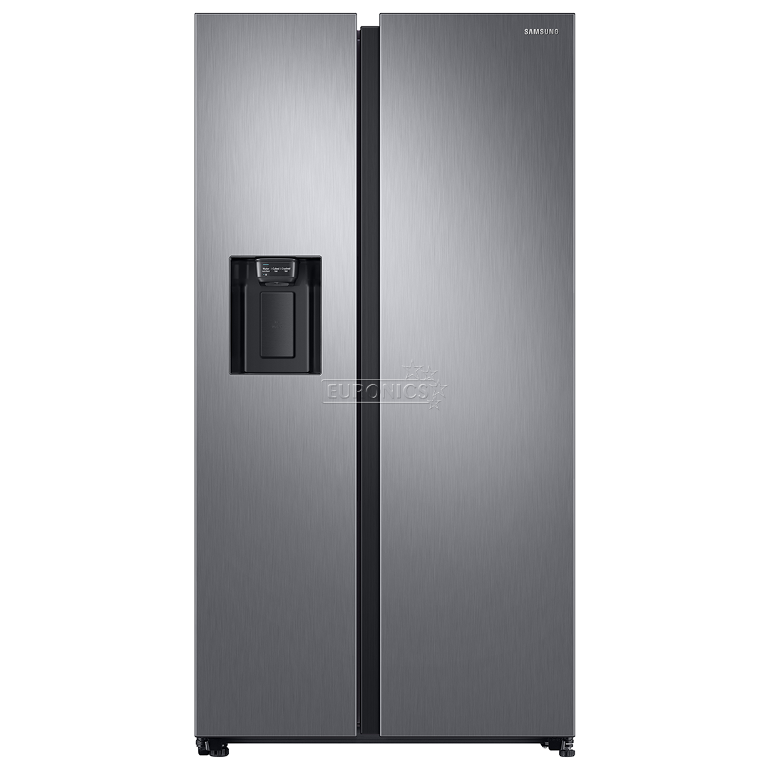 Side By Side Refrigerator Samsung Height 178 Cm Rs68n8231s9ef
