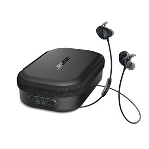 Juhtmevabad kõrvaklapid Bose SoundSport + laadimiskarp