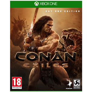 Xbox One mäng Conan Exiles