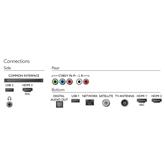 50 Ultra HD 4K LED ЖК-телевизор, Philips