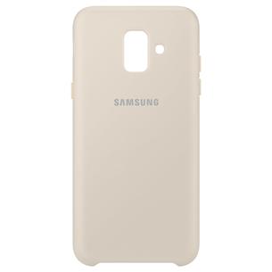 Samsung Galaxy A6+ Dual Layer ümbri