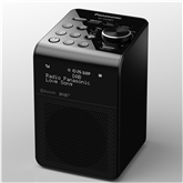 Digitaalne raadio Panasonic