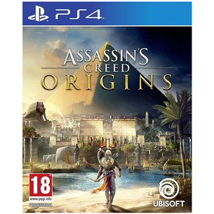 PS4 game Assassins Creed Origins 3307216017165