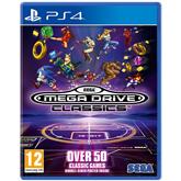 PS4 mäng Sega Mega Drive Classics