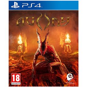 PS4 mäng Agony