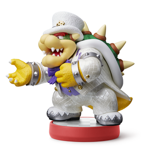 Amiibo Nintendo Super Mario Collection Wedding Bowser