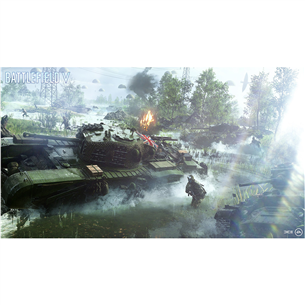 PC game Battlefield V
