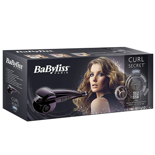 Lokitangid Babyliss Curl Secret Ionic