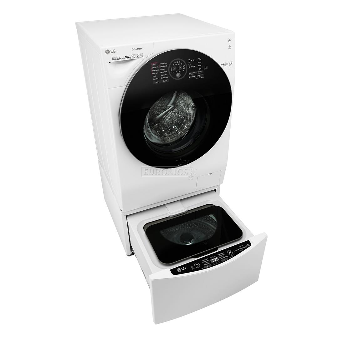 washing machine lg twinwash 10 2 kg fh4g1jcs2 f8k5xn3