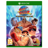 Xbox One game Street Fighter 30th Anniversary Collection