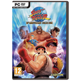 Arvutimäng Street Fighter 30th Anniversary Collection