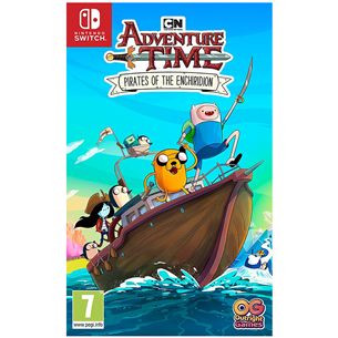 Switch mäng Adventure Time: Pirates of the Enchiridion