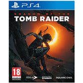 PS4 mäng Shadow of the Tomb Raider Steelbook (eeltellimisel)
