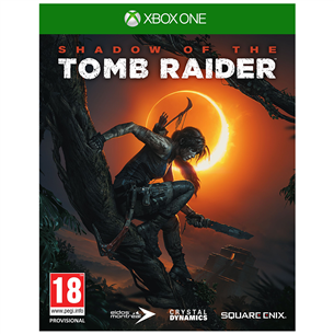 Xbox One mäng Shadow of the Tomb Raider Steelbook