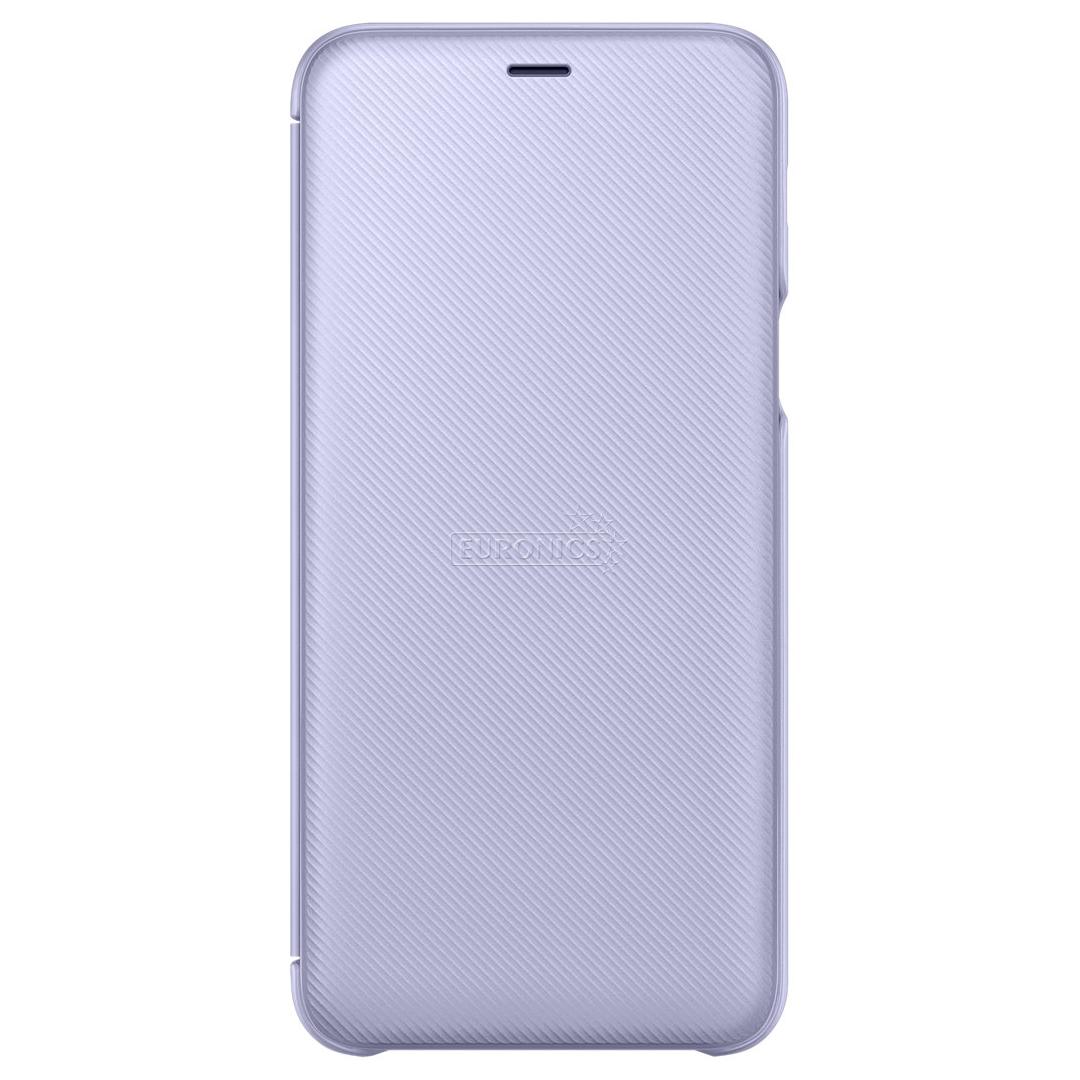 big sale a51c8 1d0c8 Samsung Galaxy A6+ wallet cover