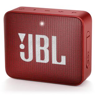 Portable speaker JBL GO 2 JBLGO2RED
