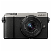 Hybrid camera Panasonic DC-GX9K + Lumix G 14-32 mm lens
