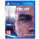 PS4 mäng Detroit: Become Human