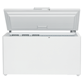 Chest freezer Premium, Liebherr / capacity: 444 L