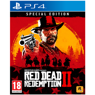 PS4 mäng Red Dead Redemption 2 Special Edition