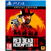 PS4 mäng Red Dead Redemption 2 Special Edition (eeltellimisel)