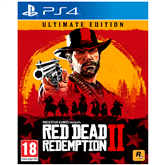 PS4 game Red Dead Redemption 2 Ultimate Edition (pre-order)