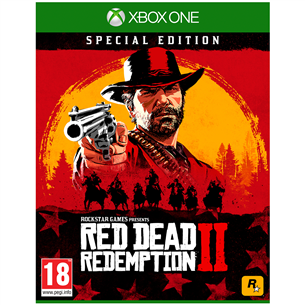 Xbox One mäng Red Dead Redemption 2 Special Edition
