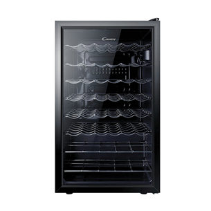 Wine cooler, Candy / capacity: 41 psc 0,75 l bottles