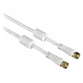 F-coaxial antenna cable Hama (3 m)