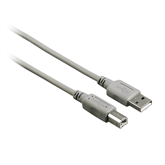 Cable USB-A to USB-B Hama (3 m)