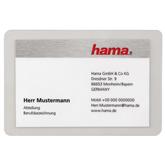 6 x 9,5 cm hot laminating film Hama (100 tk)