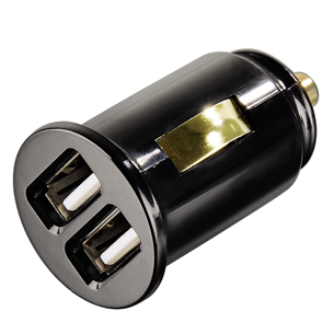 Car charger 2x USB Hama Piccolino
