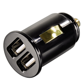 2x USB автомобильное зарядное устройство Hama Piccolino