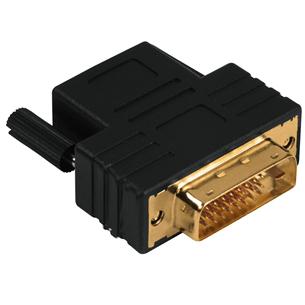 HDMI -- DVI-D adapter Hama