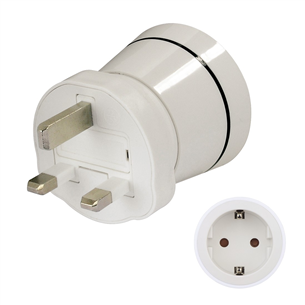 Travel adapter Hama