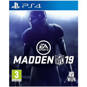 PS4 mäng Madden 19 (eeltellimisel)