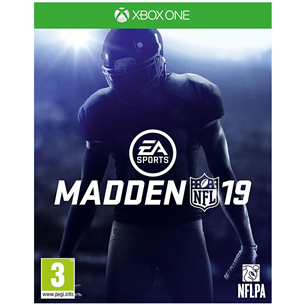Xbox One mäng Madden 19 (eeltellimisel)